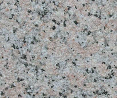 Granit: Porrinko gestockt - Ausschnitt