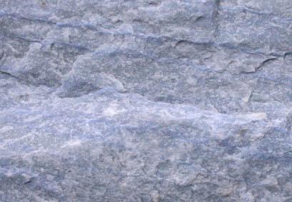 Quarzit-Schiefer: Azul Imperial bruchrau